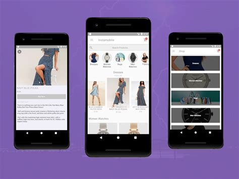Home Design Software For Android Mobile by Ecommerce Android App Template In Kotlin Source