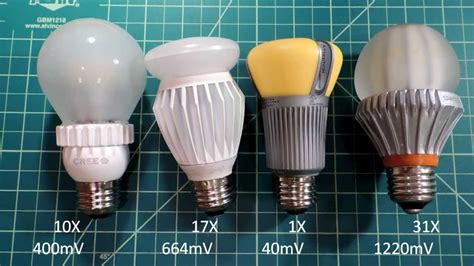 led light bulbs review ecosmart quot 60w quot led light bulb review and teardown