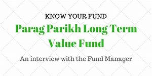 Know your Fund - Parag Parikh Long Term Value Fund ...