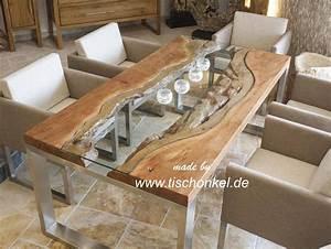 Holz Esstisch : esstisch holz massiv quadratisch ~ Pilothousefishingboats.com Haus und Dekorationen