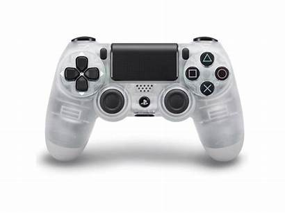 Ps4 Playstation Controller Manette Dualshock Sony Crystal
