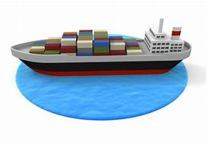 Large cargo ship - Free Illustrations