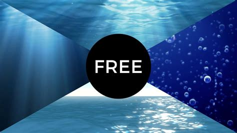 Free Moving Backgrounds 4 Free And Underwater Vbs Moving Backgrounds Cmg