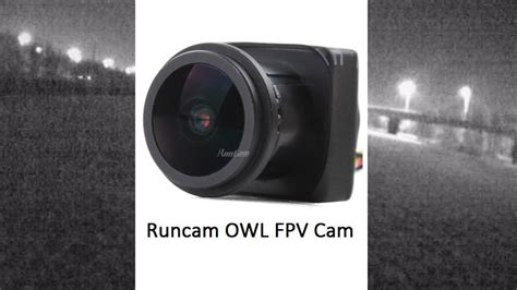 Runcam Owl 700tvl Starlight Fpv Camera