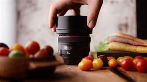 The 4 Best Food Photography Lenses - We Eat Together