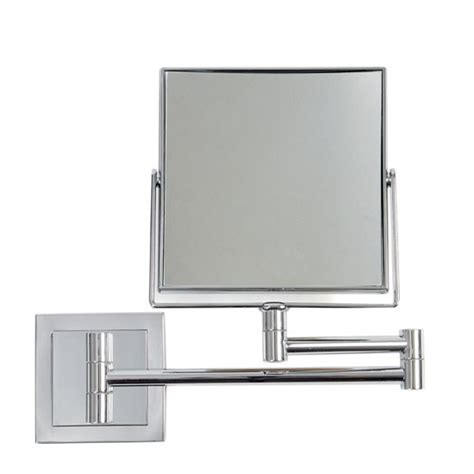 square extendable mirror from dwell bathroom mirrors