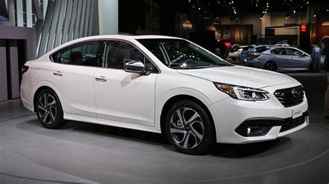 2020 Subaru Legacy by 2020 Subaru Legacy Gets Turbo Big New Infotainment Screen
