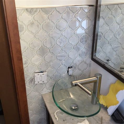 camilla with glass mosaic tile your thetileshop