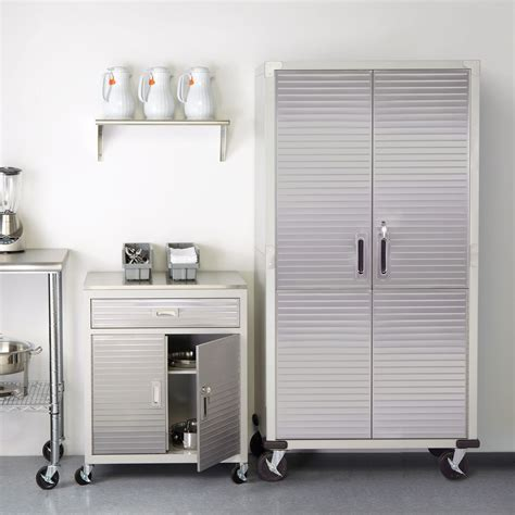 rolling storage cabinet with drawers furniture blue metal lockable tools storage cabinet with