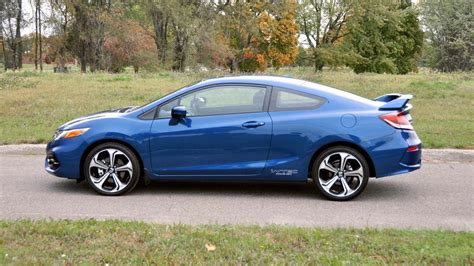 Boulgom Si E Auto 2015 Honda Civic Si Test Drive Review