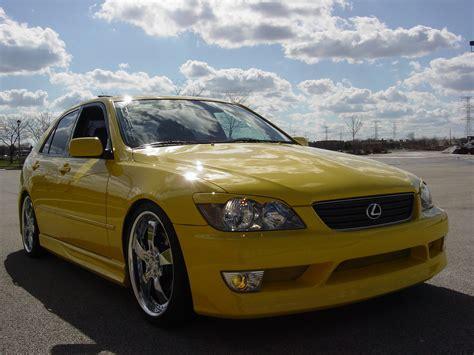 2001 Lexus Is 300