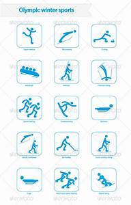 8 Olympic Sports Icons Images - Olympics Rio 2016 ...