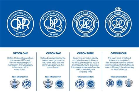 New Queens Park Rangers Crest Revealed | Queens park ...