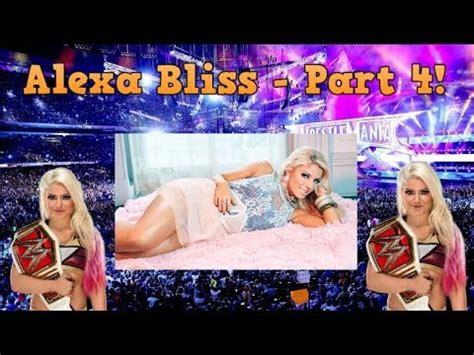 Alexa Bliss Hot Compilation Beauty Youtube