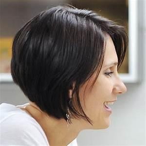 Coupe De Cheveux Carré Court : coupe carre court plongeant ~ Melissatoandfro.com Idées de Décoration