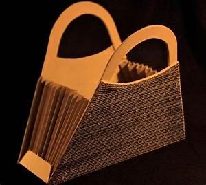 Faire Un Sac : mod le de sac main faire soi m me en carton ou en papier ~ Nature-et-papiers.com Idées de Décoration
