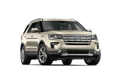 2018 Ford Explorer Limited Suv  Model Highlights Fordca