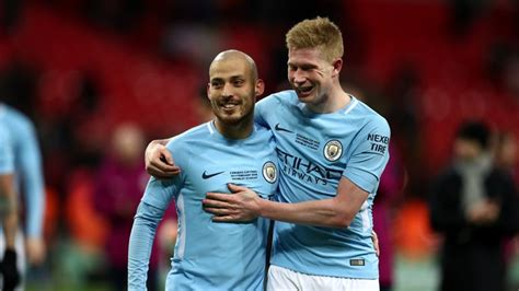 Five Manchester City players in PFA Premier League Team of ...