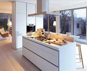 Bulthaup Küchen Preise : moderne k che mit kochinsel bulthaup b1 wei matt holz theke ~ Buech-reservation.com Haus und Dekorationen
