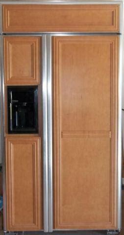 ge monogram  built  side  side refrigeratorfreezer  sale  fort pierce florida