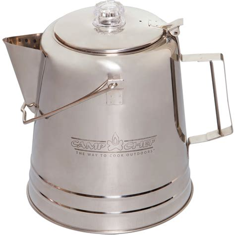 Before learning how to use a camping coffee pot, you need to know their types. Camping Coffee Pot Amazon Percolator Parts How To Use - expocafeperu.com