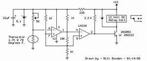 Electronic Thermostat And Relay