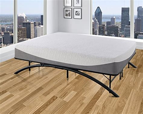 Flex Form Arched Platform Bed Frame / Metal Mattress