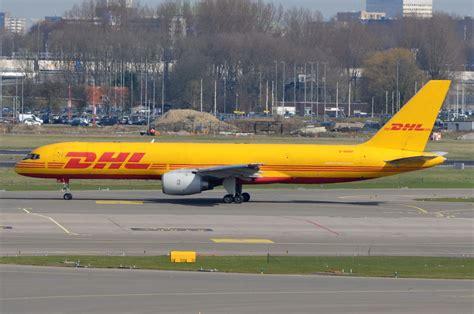 Europa Dhl (european Air Transport) Fotos