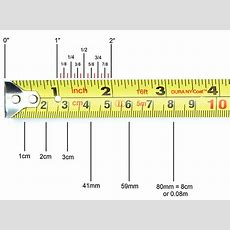 How To Read A Tape Measure  The Tape Store