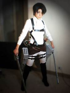 Levi from Attack on Titan by Minoru | ACParadise.com