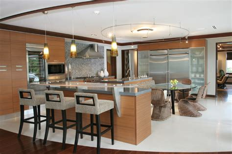 Candice Olson Living Room by Vento Contemporary Kitchen
