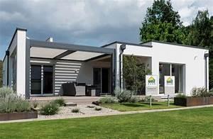 Bungalow 130 Qm : bungalow fertighaus das fertigteilhaus f r barrierefreies wohnen ~ Orissabook.com Haus und Dekorationen
