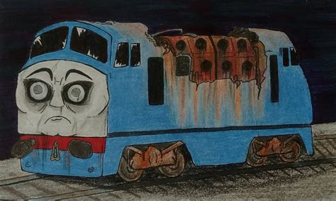 christmas thomas trains daniel by syntharoboto on deviantart