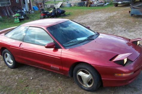buy used 1996 ford probe 143k miles runs needs work in eagle river wisconsin united states