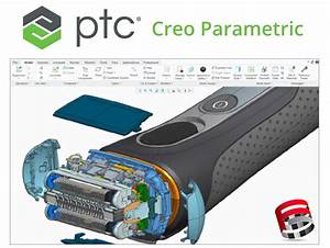 Ptc Creo Parametric Training  Intro To 3d Cad