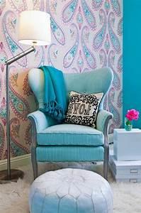 la chambre ado fille 75 idees de decoration archzinefr With chambre ado fille bleu