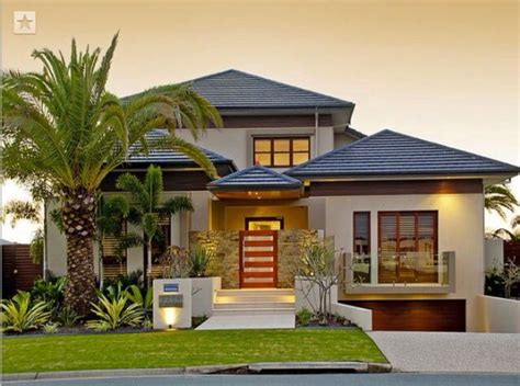 simple  stylish   elegant modern house facade house house designs exterior