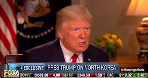 Trump appears dazzled by being able to bomb Syria over ...