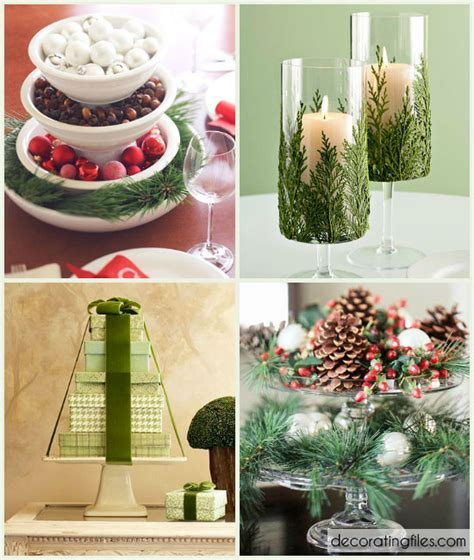 28 Christmas Centerpiece Ideas That Are Quick & Easy