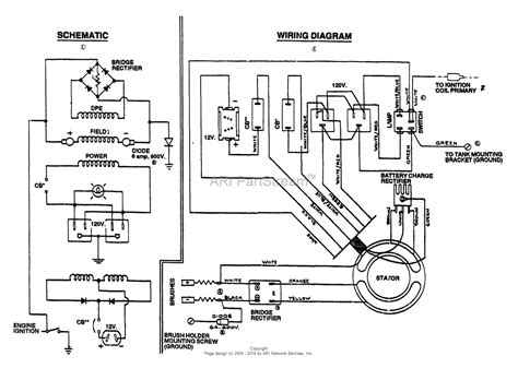 briggs and stratton power products 8846 0 580 328330 2 400 watt craftsman parts diagram for