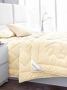 Bettdecke 135x200 4 Jahreszeiten : sannwald 4 jahreszeiten bettdecke kamelhaar ca 135x200cm ecru ~ Orissabook.com Haus und Dekorationen