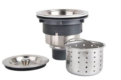 kitchen sink strainer parts the 10 best kitchen sink strainers in 2019 food shark marfa