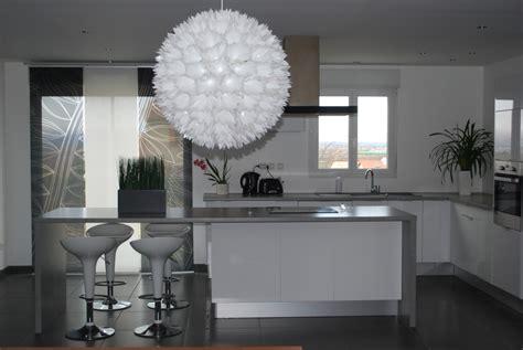 deco cuisine gris et noir davaus decoration pour cuisine noir et blanc avec