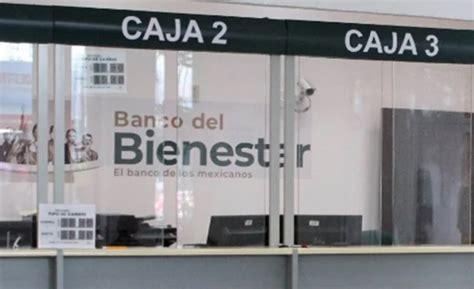 Roban 3 millones de pesos de Banco del Bienestar en ...
