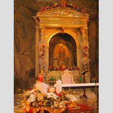 The Spectacular Shrine And Miraculous Image Of Our Lady Of