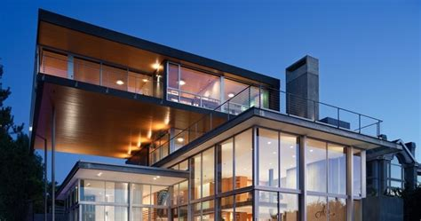 modern architecture usa world of architecture modern unusual houses graham residence by e cobb architects washington
