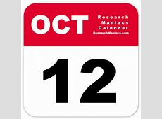 Information about October 12