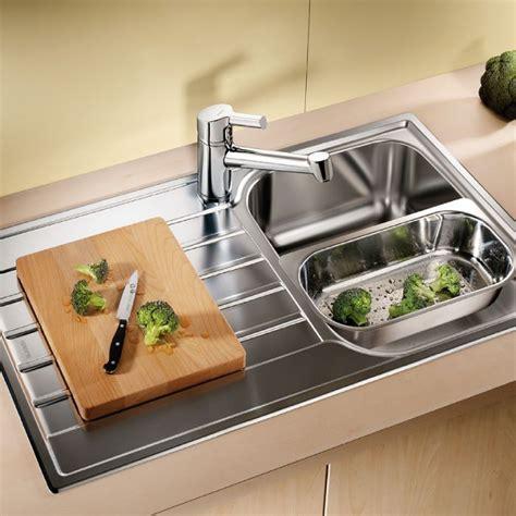 blanco livit   single bowl inset kitchen sink sinks