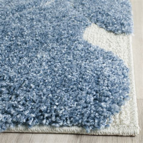 blue shag rug light blue shag rug florida shags safavieh