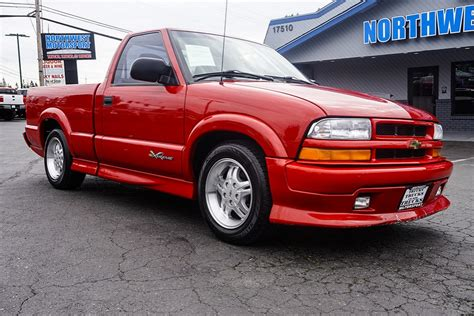 S10 Extremes by Used 2000 Chevrolet S10 Xtreme Rwd Truck For Sale 26914a